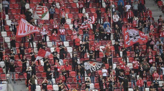 Ungheria, tifosi di nuovo stadio dopo lo stop Coronavirus