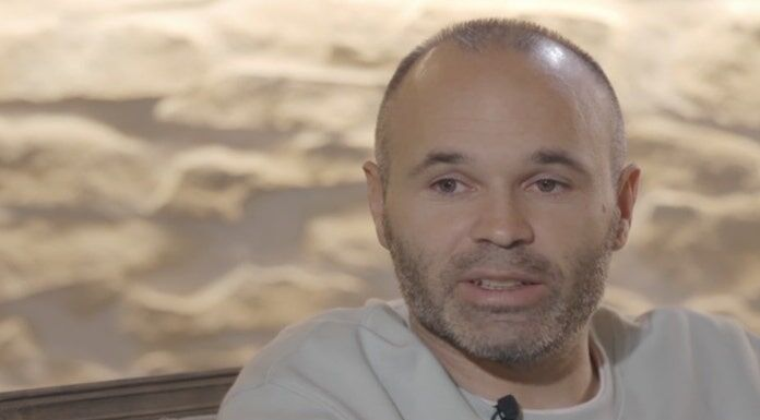 Iniesta: «I miei idoli? Laudrup e Guardiola» – VIDEO