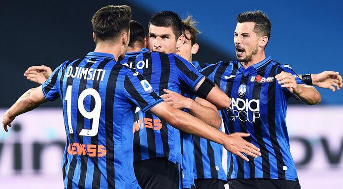 Atalanta Napoli: Pasalic gol di testa, che pasticcio della d