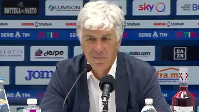 Conferenza stampa Gasperini: «Vogliamo chiudere tra le prime quattro e andare in Champions» - Calcio News 24