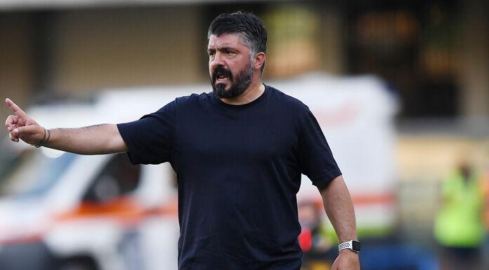 Napoli, Gattuso:«Rigore? Non rispondo. Emozionante sfidare