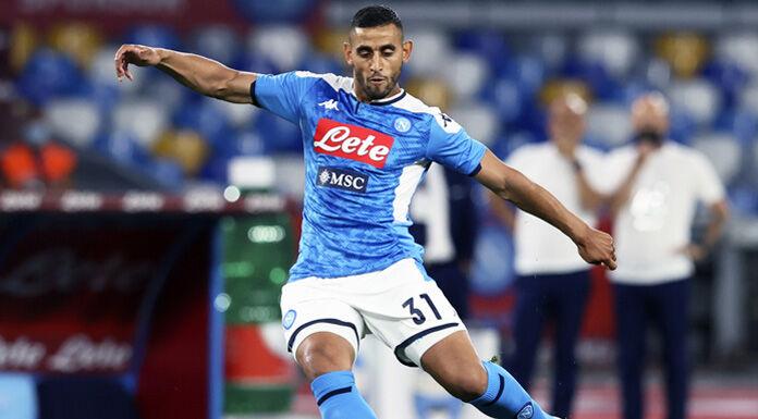 Napoli    Ghoulam   «Lazio importante per il Barcellona»