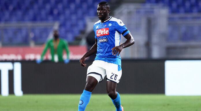 """Napoli, Koulibaly saluta Callejon: """"Professionista esemplare e amico vero"""""""
