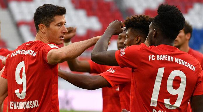 Partite Bundesliga LIVE: risultati, gol e marcatori della 30
