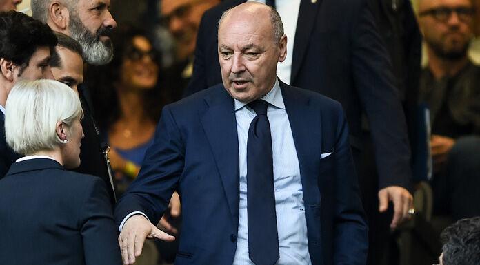Marotta: «Nessuna trattativa per Emerson Palmieri, Lautaro?