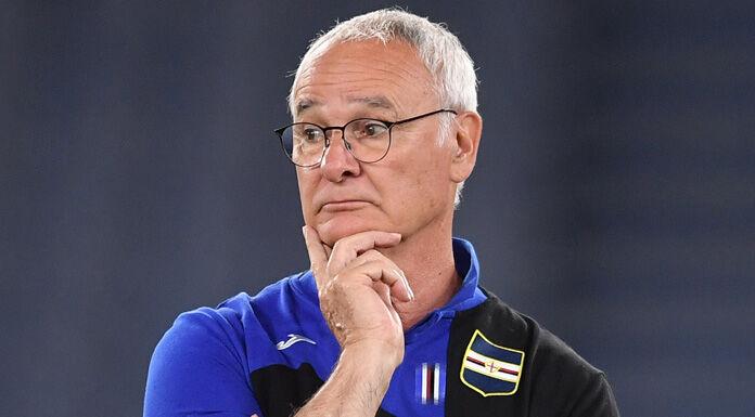 Udinese Sampdoria, i convocati di Ranieri: out Ferrari e Tonelli