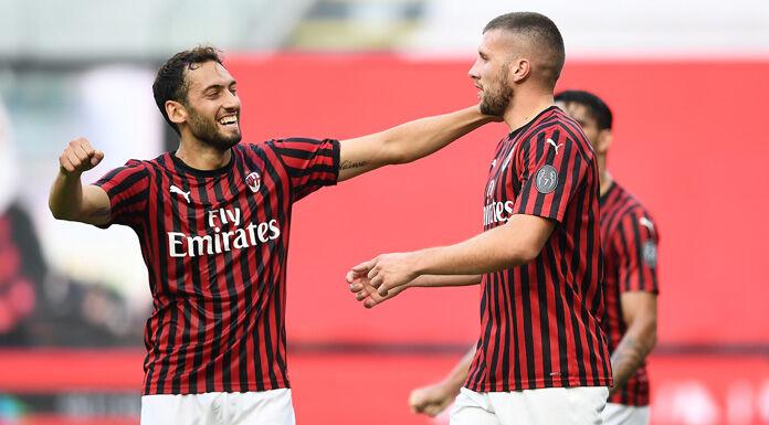 HIGHLIGHTS Lazio Milan: gol e azioni salienti del match