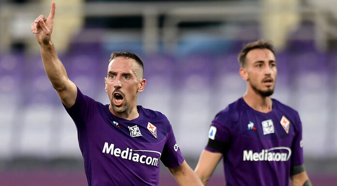Fiorentina, Ribery anticipa, è già arrivato a Firenze