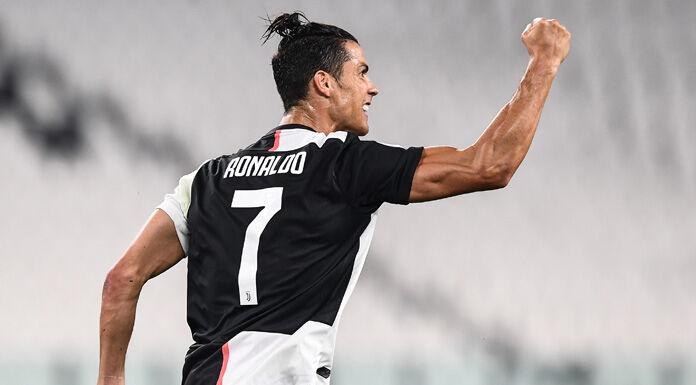 Juventus, Cristiano Ronaldo: «Partita difficile ma abbiamo v