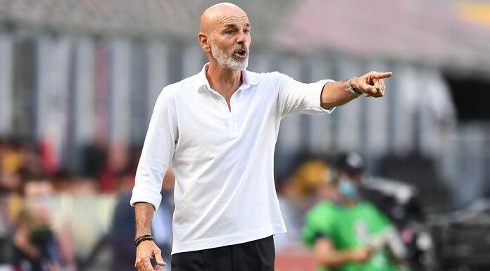 """Pioli: """"Squadra stanca, ma sarà pronta per la Lazio. Su Rebi"""