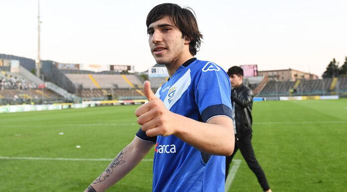 Tonali ha detto sì all'Inter: nerazzurri in trattativa con i