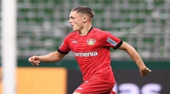 Bayer Leverkusen |  gol Wirtz |  è il più giovane marcatore della Bundesliga