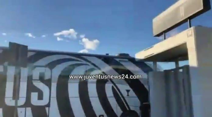 Juve, si torna all'Allianz Stadium: l'arrivo dei bianconeri