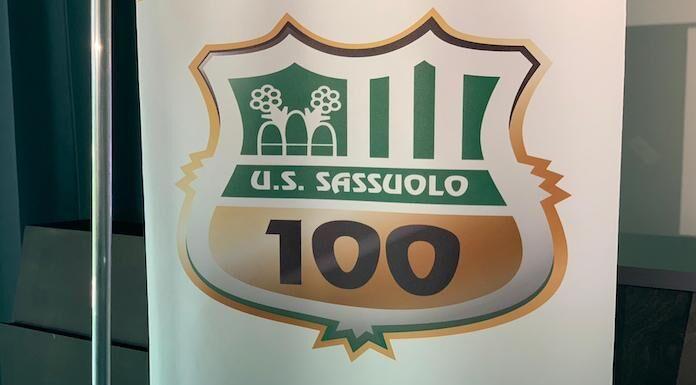 Sassuolo, il nuovo logo per il centenario del club – FOTO