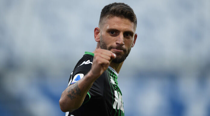 Bologna Sassuolo 0-1 LIVE: fine primo tempo