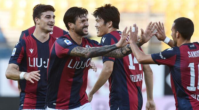 PAGELLE Bologna Parma: Soriano illumina, Hickey sorprende. Male Kucka VOTI