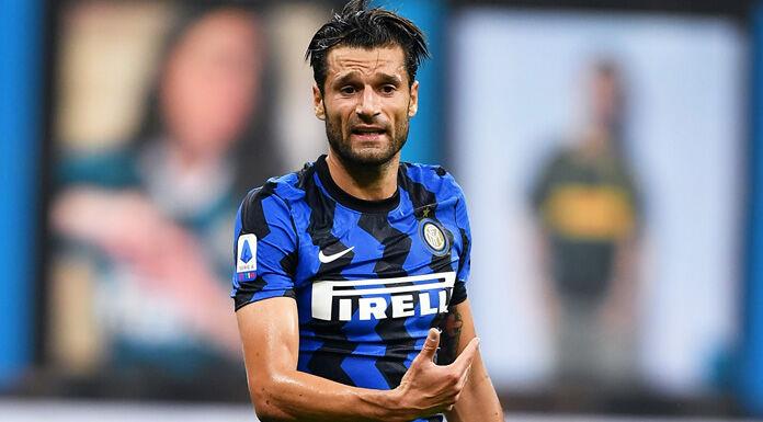 Sampdoria, fatta per Candreva dall'Inter