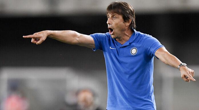 """Inter, Conte: """"Futuro? Progetto triennale, se poi non sono c"""