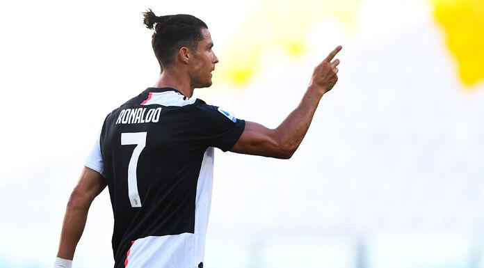 Juventus, dopo 42 tentativi arriva il gol su punizione per R