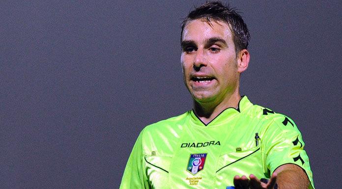 Fiorentina, applausi per l'arbitro Fourneau: aveva espulso l'ex Chiesa