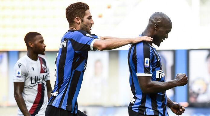 Inter Bologna 1 2, Conte crolla dopo l