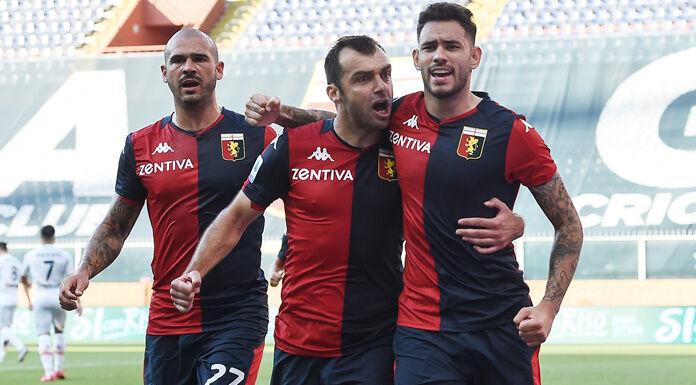 Il Genoa si schiera a fianco dell'Atalanta: «Questa sera tifiamo Italia»