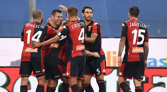Genoa Verona LIVE    sintesi    tabellino    moviola e cronaca del match