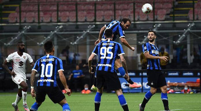 """Inter Torino, Conte: """"Le vittorie danno certezze. Handanovic"""