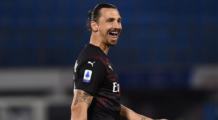 """Milan, Ibra: """"Fossi stato qui dal primo giorno avremmo vinto"""