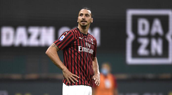 """Milan, Ibrahimovic dopo la doppietta alla Roma: """"Passion"""" (FOTO)"""