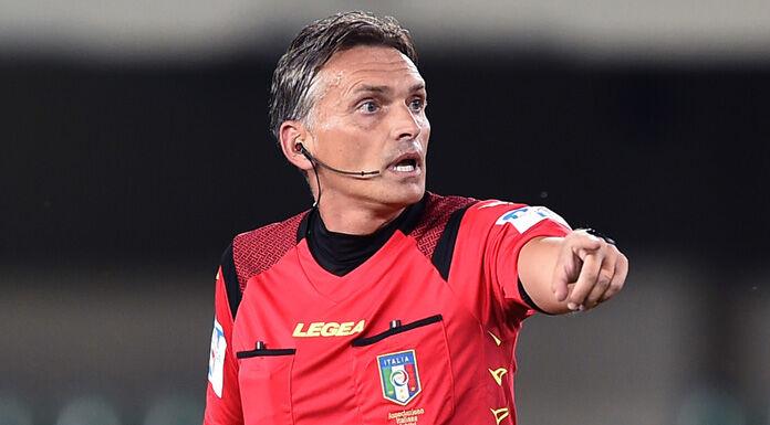 MOVIOLA Genoa Verona |  l'episodio chiave del match