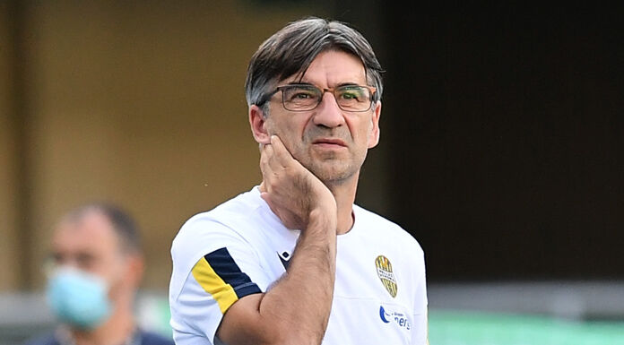 Verona, Juric: «Kalinic non è in pensione. Tante cessioni, difficile ma stimolante»