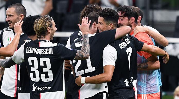 Juve Atalanta 0 1 LIVE: gran gol di Zapata