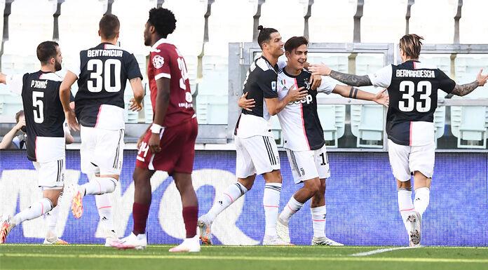 Juve Torino 3 1 LIVE: Cristiano Ronaldo cala il tris su puni