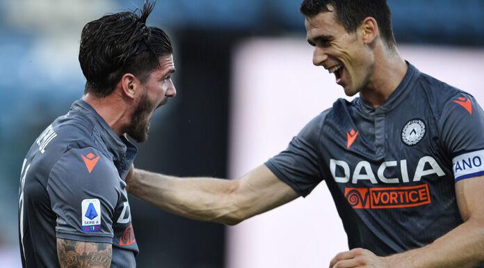 HIGHLIGHTS Sassuolo Udinese |  gol e azioni salienti del match