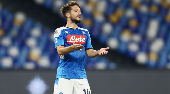 Napoli, Mertens: «È mancato il gol. L'anno prossimo faremo meglio»
