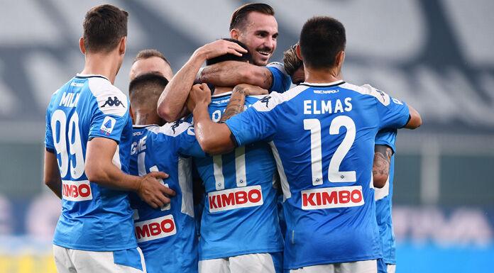 Bologna Napoli, Barrow in gol: è 1 1 (VIDEO)