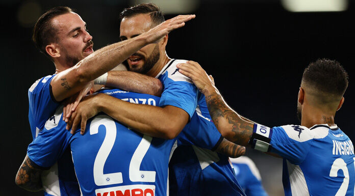 Napoli Milan 2 2: cronaca e tabellino