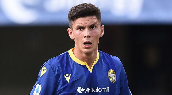 """Infortunio Pessina, escluse lesioni. Il centrocampista del Verona avverte Romero: """"Stai attento!"""" [FOTO]"""