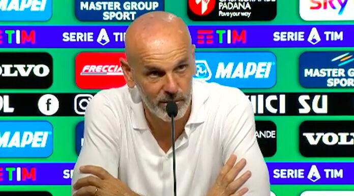 Conferenza stampa Pioli: le parole dell'allenatore rossonero