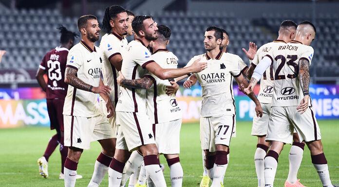 Siviglia Roma 2 0, ottavi di Europa League Diretta Esce Zaniolo per Pellegrini