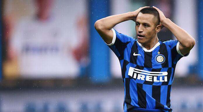 Infortunio Sanchez: le condizioni dell'attaccante dell'Inter