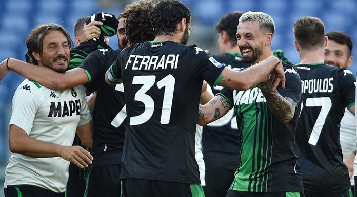 Sassuolo Udinese LIVE |  sintesi |  tabellino |  moviola e cronaca del match