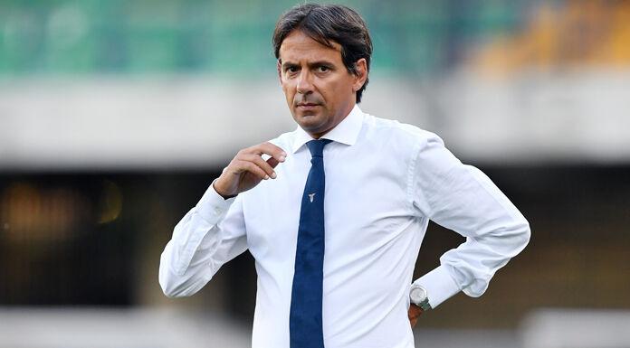 Rinnovo Inzaghi, la Lazio vuole raggiungere l'accordo fino al 2023