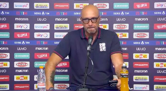 Cagliari, Zenga: «Joao Pedro? E' acciaccato ma niente di che