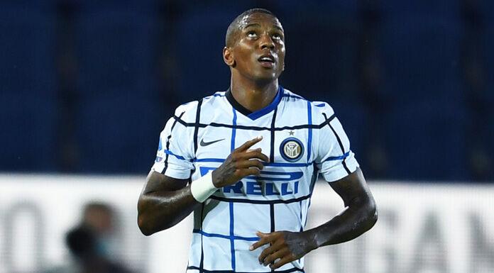 Young: «Vogliamo l'Europa League. Non ci ho pensato due volte alla chiamata dell'Inter»