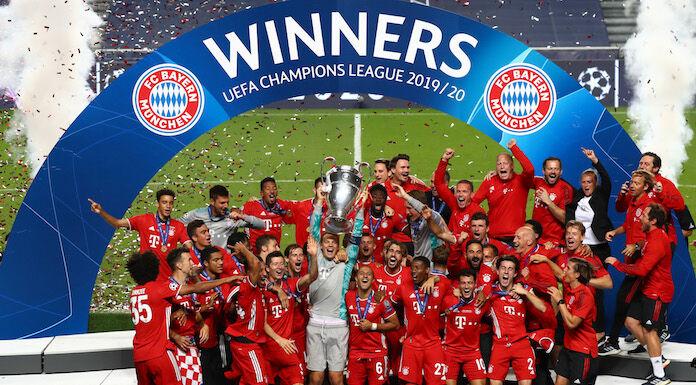 Champions 2020/2021: premi per le squadre dimezzati a causa del Covid 19