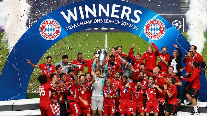 Champions League 2021 Bayern MГјnchen