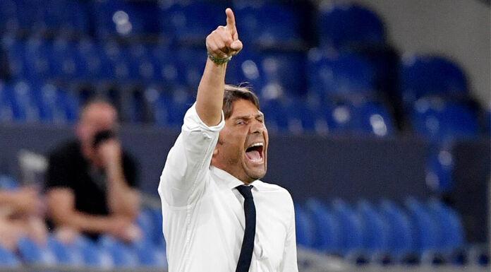Conte, frecciatina alla Juve? «Gli altri stanno in vacanza» – VIDEO