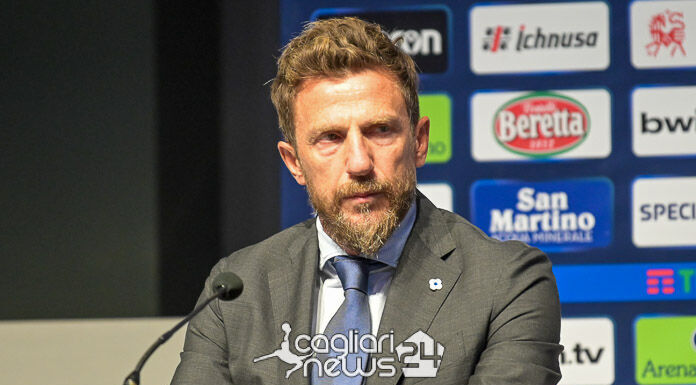Conferenza stampa Di Francesco: «Valuteremo la convocazione di Godin»